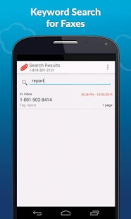 eFax® Mobile Fax App- screenshot thumbnail