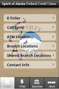 Spirit Of Alaska FCU Mobile - screenshot thumbnail