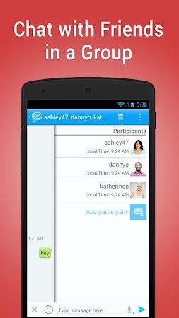 KeeChat Messenger - Free chats 1.5 screenshot 28129