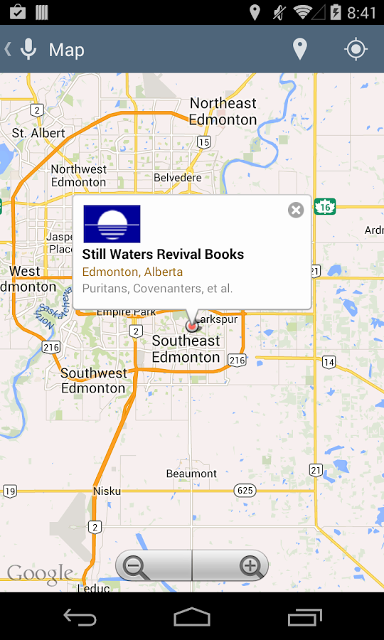 Still Waters Revival Books - screenshot