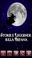 Screenshot of La Befana Storie e Leggende