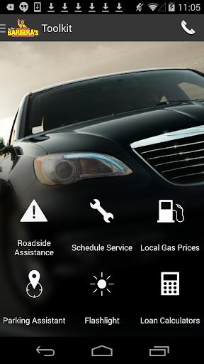 Barbera's Autoland DealerApp