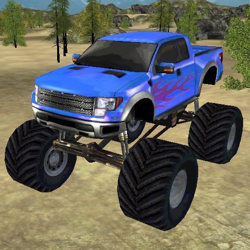 4×4吉普車停車冒險3D 模擬 LOGO-阿達玩APP
