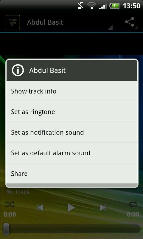 Ayatul Kursi MP3- screenshot
