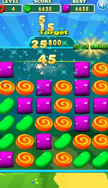 CANDY 3D STAR- screenshot