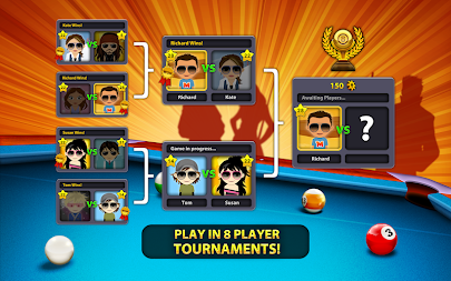 8 Ball Pool APK screenshot thumbnail 13