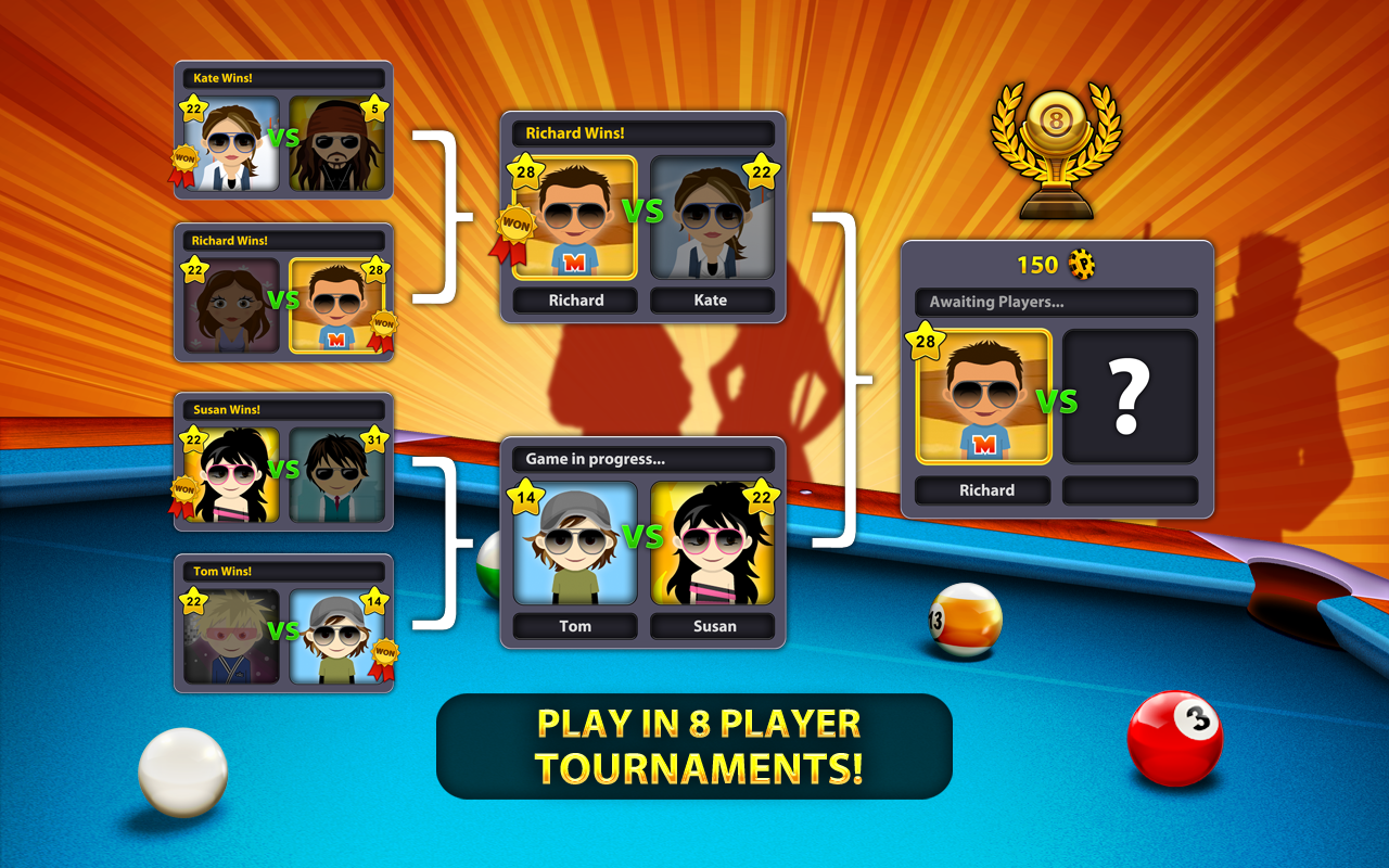 8 Ball Pool - screenshot