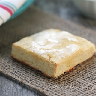 Low Carb and Gluten Free Coconut Flour Biscuit.