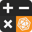 d20 Calculator icon