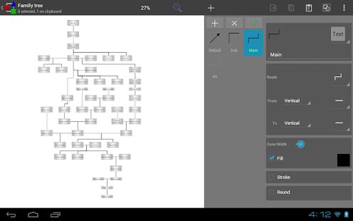 Polydia Diagram Editor - screenshot thumbnail