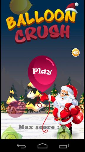 Balloon Crush - New Year Blast