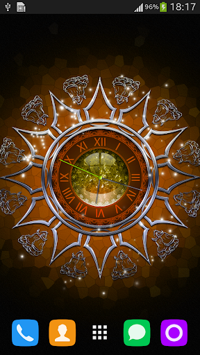 免費個人化App 时尚的时钟 阿達玩APP