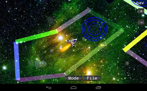 Meteor Maze