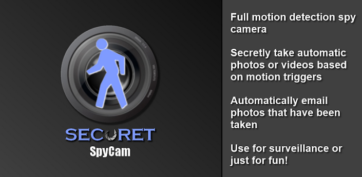 SECuRET SpyCam