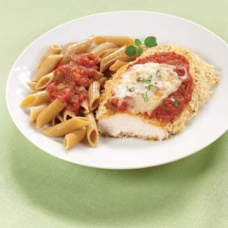 Guiltless Chicken Parmesan