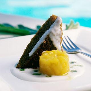 Caribbean Spice Cake.
