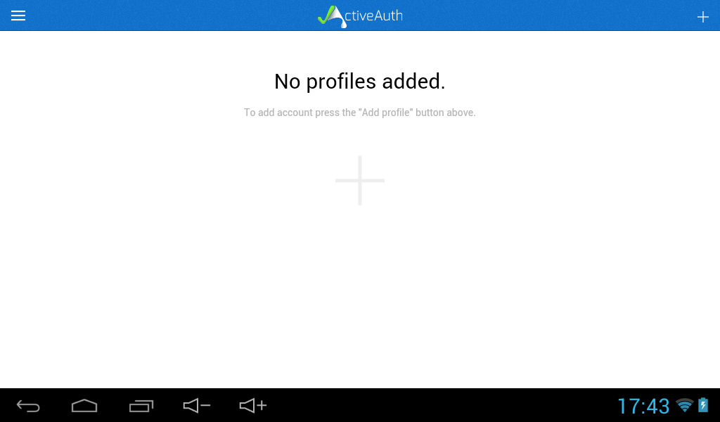 ActiveAuth- screenshot