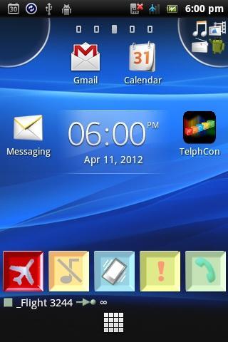 TelphConTrial- screenshot