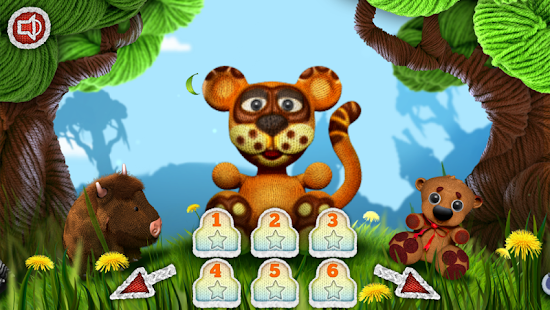 The Woolies - Puzzle for Kids Screenshot