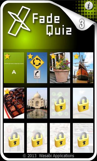 X Fade Quiz 3 1.0.4 Windows u7528 4