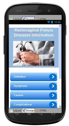 Rectovaginal Fistula Disease