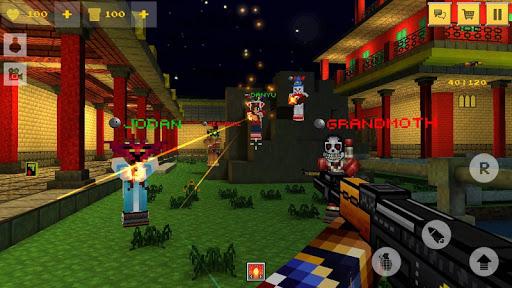 Block Force - Cops N Robbers  screenshots 10