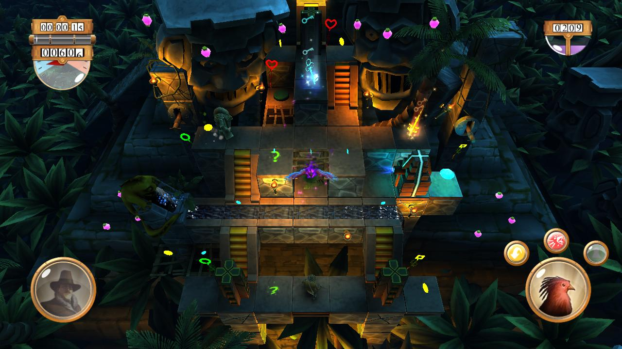 Hamilton's Adventure THD- screenshot