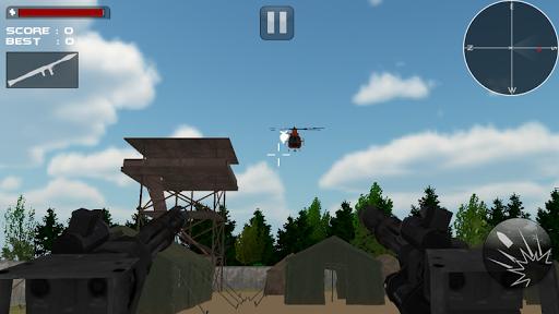 ヘリコプターエアアタック3D