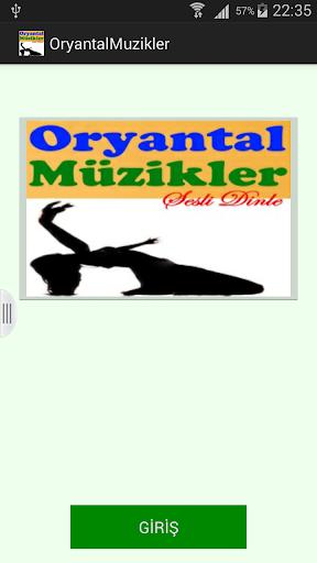 Oryantal Müzikler Göbek Dansı