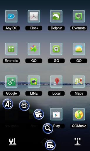 tema next launcher mobile9 s