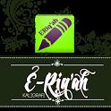 E-Riq'ah Kaligrafi icon