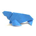 Aquarium Origami Sample