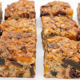 Fruitcake Bars Recipe