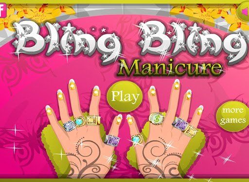 Bling Bling Manicure Nails 1.0.1 screenshots 9