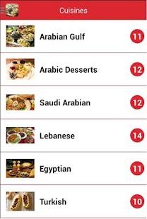 Arabic food recipes android apps on google play arabic food recipes screenshot thumbnail forumfinder Choice Image