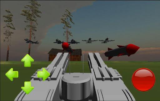 Anti Aircraft 3D