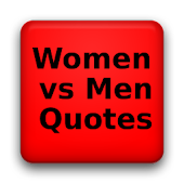 Women vs Men Quotes