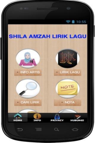 SHILA AMZAH LIRIK LAGU