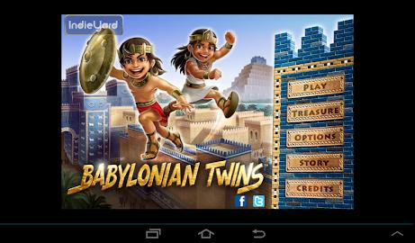 Babylonian Twins Platform Game Screenshot 14
