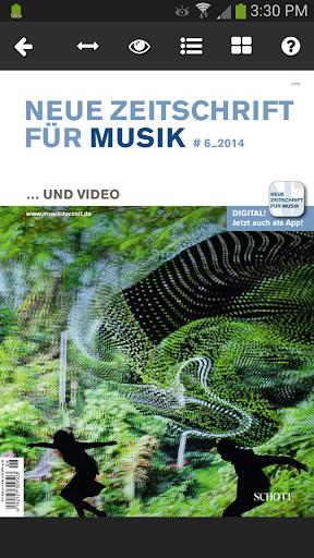 Neue Zeitschrift fu00fcr Musik 7.2.63 screenshots 1