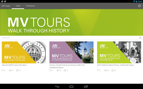 MV Tours: Walk Through History- screenshot thumbnail
