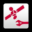 ドコモ位置情報(sub) icon
