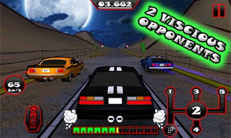 Street Drag 3D : Racing cars Screenshot 19