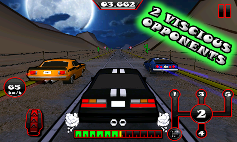 StreetDrag 3D Lite - screenshot