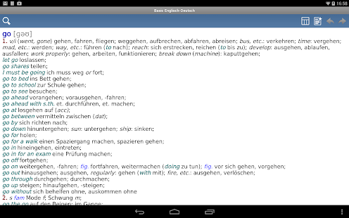 Basic Englisch- screenshot thumbnail