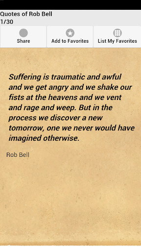 Quotes of Rob Bell
