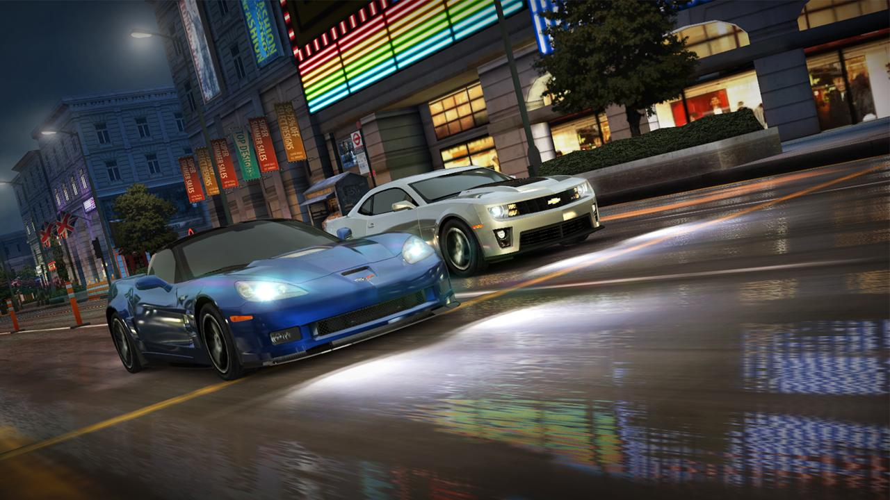 Fast & Furious 6: The Game screenshot #18