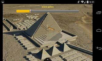 Screenshot of Ancient Egypt 3D