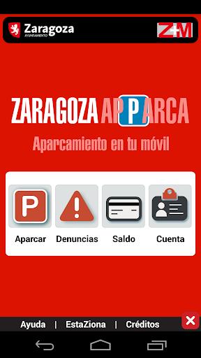 Zaragoza ApParca