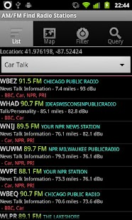 AM FM Find Radio Stations